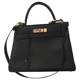 Hermès-Kelly-Noir