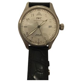 IWC-Die Fliegeruhr, Mark XV-Black