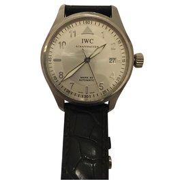IWC-Die Fliegeruhr, Mark XV-Noir