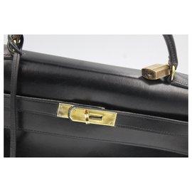 Hermès-Kelly 32-Black