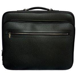 Louis Vuitton-Louis Vuitton Pegasus trolley-Black,Silvery,Dark grey