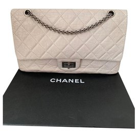 Chanel-Chanel 2.55-Gris