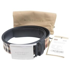 Burberry-Burberry Belt-Other