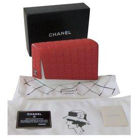 Chanel-Fresh air-Red