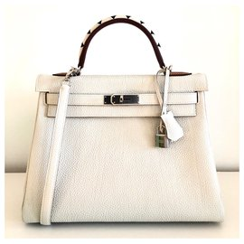 Hermès-hermes kelly 32 Galloping-Beige