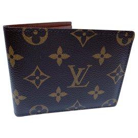 Louis Vuitton-Louis Vuitton, Portefeuille classique monogram neuf. Cadeau chic et utile-Autre