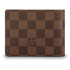 Louis Vuitton-MULTIPLE PORTFOLIO-Brown