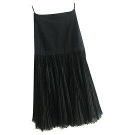 Céline-Skirts-Black