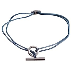 Hermès-Skipper GM-Bleu clair