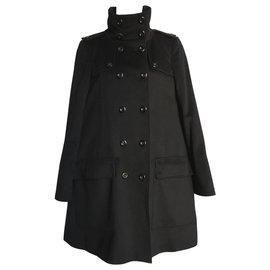 Burberry-Burberry London coat-Black