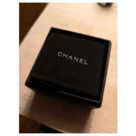 Chanel-Bague pièce T54 doré-Doré