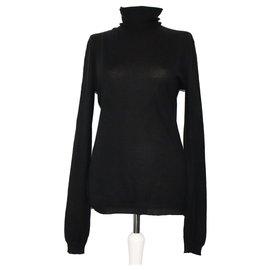 Burberry-Knitwear-Black
