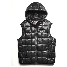 Burberry-Burberry down jacket-Black