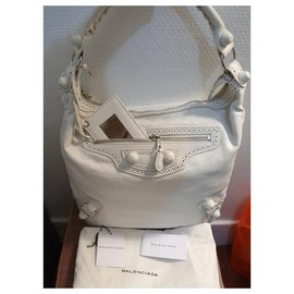 Balenciaga-Day Giant-White