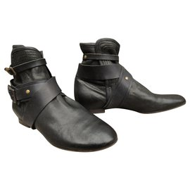 Chloé-Chloé p soft boots 38,5-Black