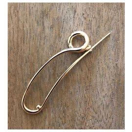 Alexandra Golovanoff-Golden brooch or pin Alexandra Golovanoff-Golden