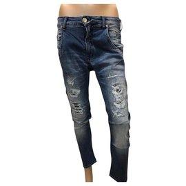 Impérial-Jeans-Blue