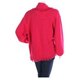 Magaschoni-Knitwear-Pink