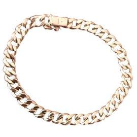 Autre Marque-Bracelet or jaune-Doré