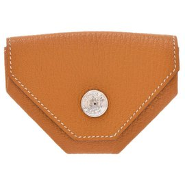Hermès-Hermès Revan Cattle natural goods-Orange