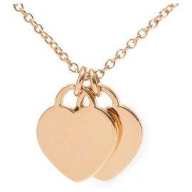 Tiffany & Co-TIFFANY & CO. Halsketten-Golden