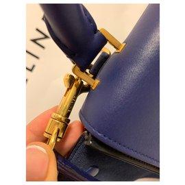 Céline-Sacs à main-Bleu foncé