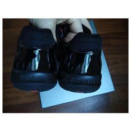 Prada-sneakers-Black