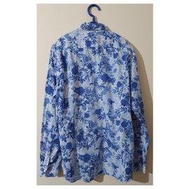 Ted Baker-chemises-Bleu