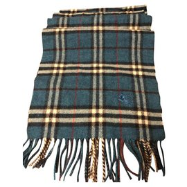 Burberry-Scarves-Blue,Multiple colors