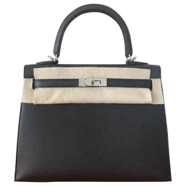 Hermès-Kelly 25-Black