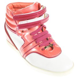 Sergio Rossi-sneakers-Rose
