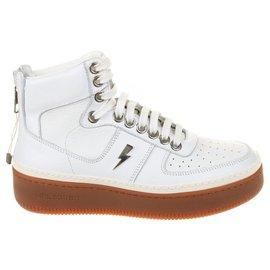 Neil Barrett-sneakers-Blanc