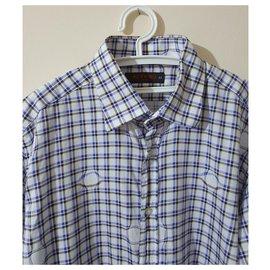 Etro-chemises-Multicolore