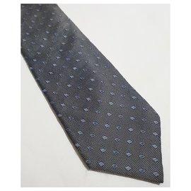 Kenzo-Cravates-Bleu