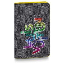 Louis Vuitton-Louis Vuitton pocket organiser new-Multiple colors
