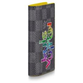 Louis Vuitton-Louis Vuitton organisateur de poche nouveau-Multicolore