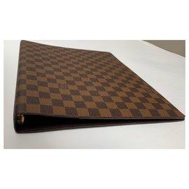 Louis Vuitton-Louis Vuitton filing cabinet-Chocolate