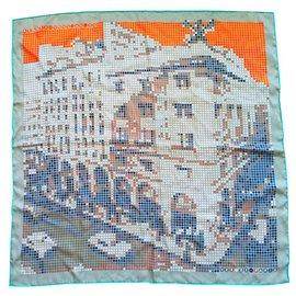 Hermès-Meet at 24-Blue,Orange,Grey