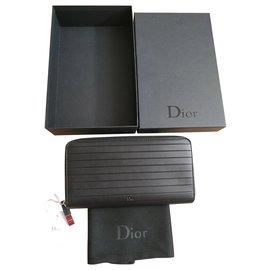 Dior-Portefeuilles Petits accessoires-Noir