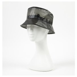 Maison Michel-Hats-Black