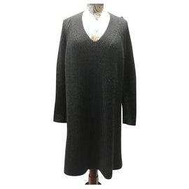 Hermès-Dress-Grey