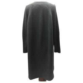 Hermès-Robe-Gris