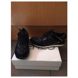 Kenzo-sneakers-Noir