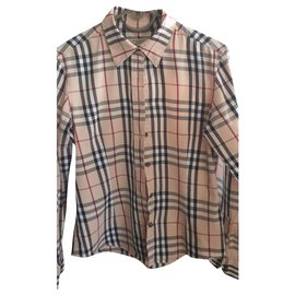 Burberry-Tops-Beige