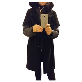 Herno-Coats, Outerwear-Black