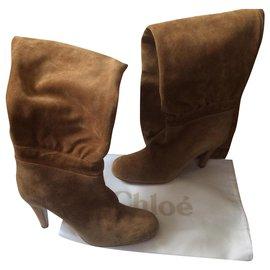 Chloé-Boots-Caramel