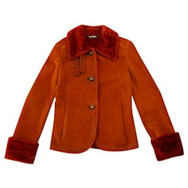 Max Mara-Vestes-Autre,Orange