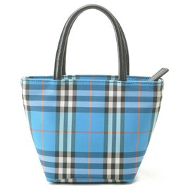 Burberry-Burberry Nova Check MinI-Blue