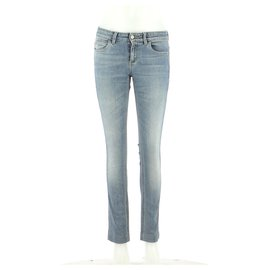 Gucci-Pantalon-Bleu clair