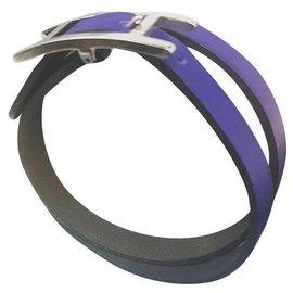 Hermès-Bracelets-Bleu Marine